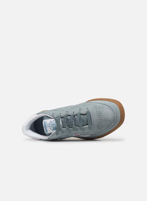 Sneakers Reebok REVENGE PLUS MU Blauw links