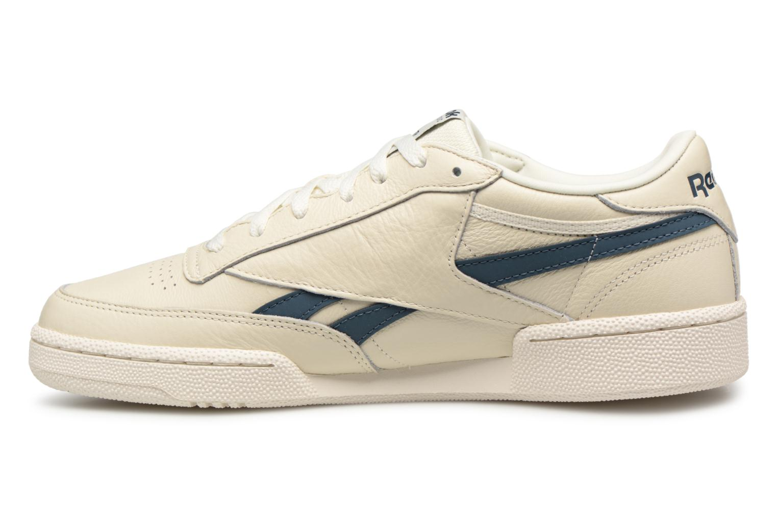 Baskets Reebok REVENGE PLUS MU Blanc vue face