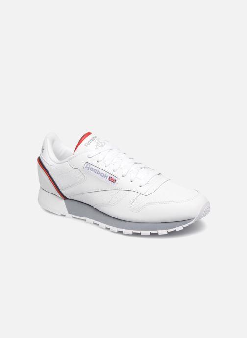 Sneaker Reebok CL LEATHER MU weiß detaillierte ansicht/modell