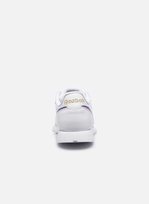 Sneakers Reebok CL LEATHER MU Bianco immagine destra