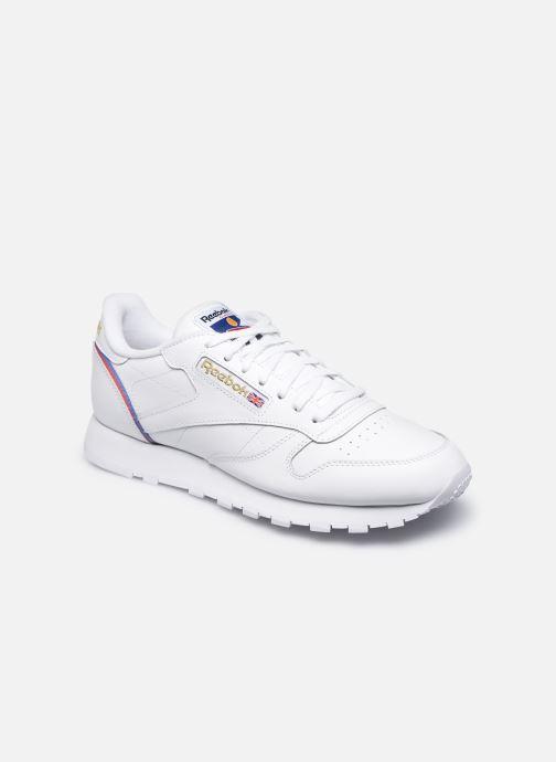Sneakers Reebok CL LEATHER MU Bianco vedi dettaglio/paio