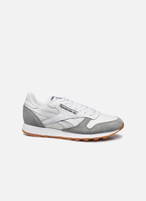Sneakers Reebok CL LEATHER MU Hvid se bagfra