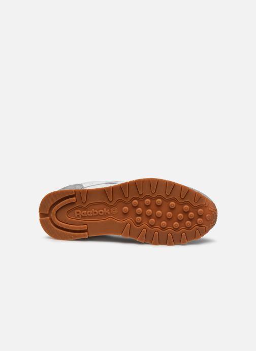 Sneakers Reebok CL LEATHER MU Hvid se foroven