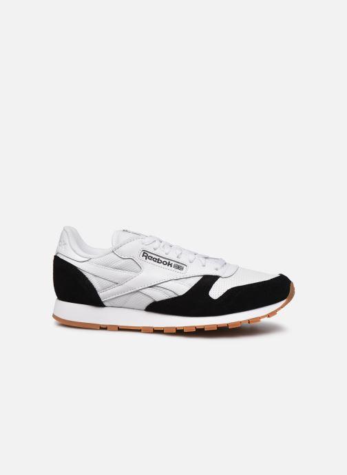 Sneakers Reebok CL LEATHER MU Bianco immagine posteriore