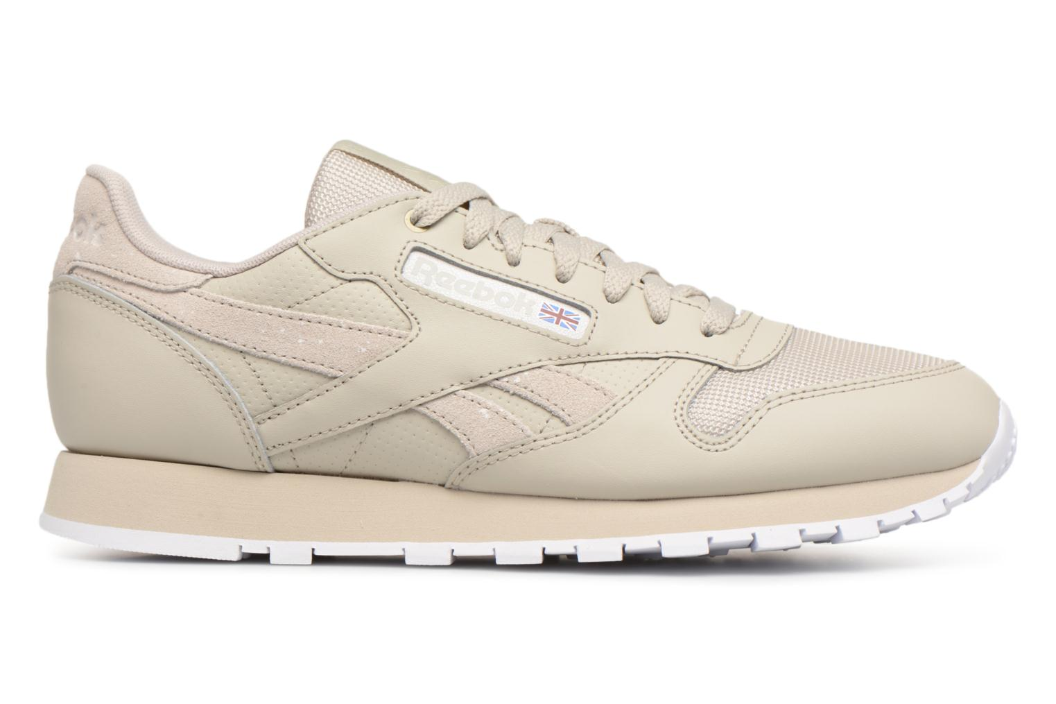 Leather Mc Reebok Mu marble Cl white hsCtdQrx