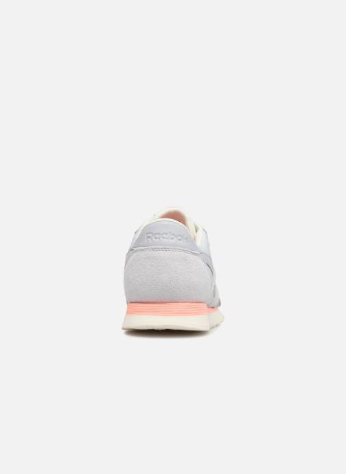 Sneakers Reebok CL NYLON M Grigio immagine destra