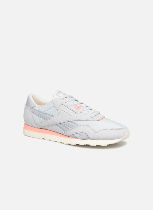 Sneakers Reebok CL NYLON M Grigio vedi dettaglio/paio