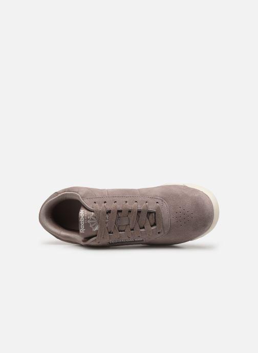 Sneakers Reebok PRINCESS LTHR Paars links