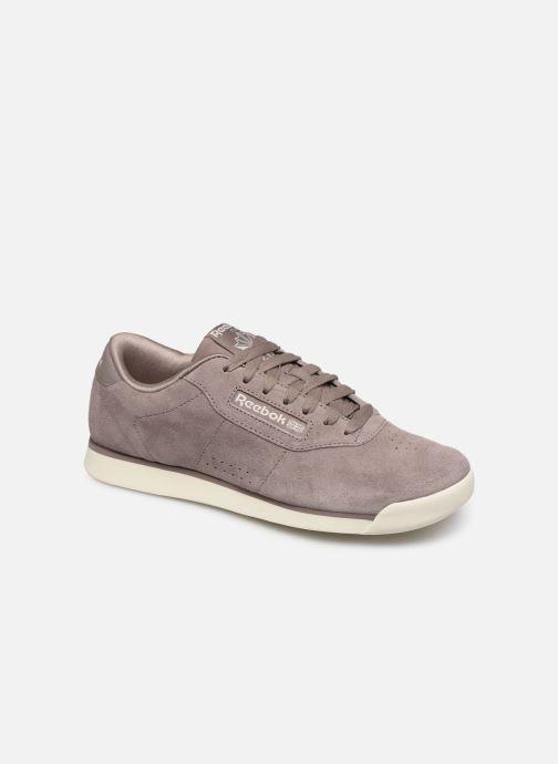 Sneakers Reebok PRINCESS LTHR Paars detail