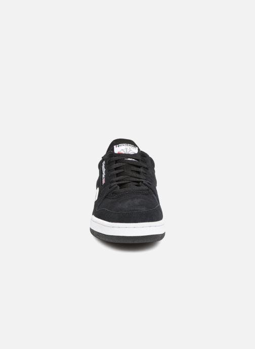 Sneaker Reebok PHASE 1 PRO MU schwarz schuhe getragen