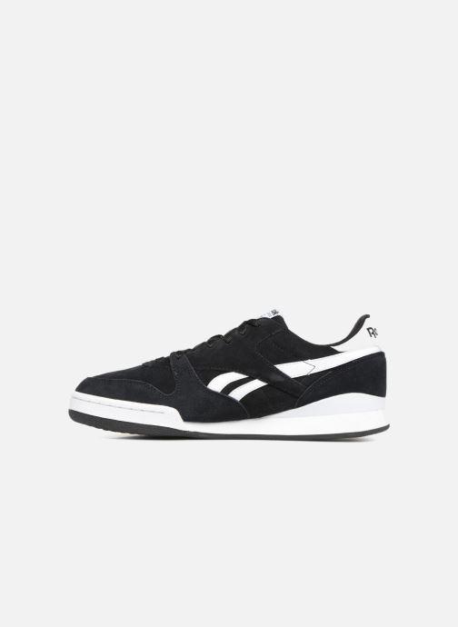 Sneaker Reebok PHASE 1 PRO MU schwarz ansicht von vorne