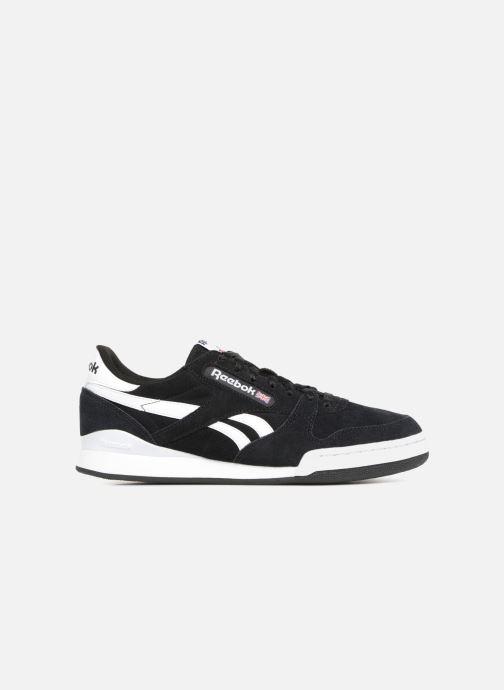 Sneaker Reebok PHASE 1 PRO MU schwarz ansicht von hinten