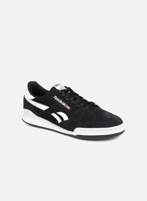 Sneaker Reebok PHASE 1 PRO MU schwarz detaillierte ansicht/modell