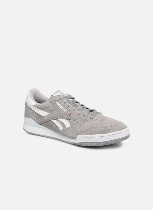 Sneaker Reebok PHASE 1 PRO MU grau detaillierte ansicht modell 34ef4d2b9