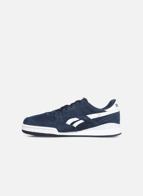 white Collegiate Reebok Pro 1 Mu Baskets Phase Navy Yb7gym6vIf
