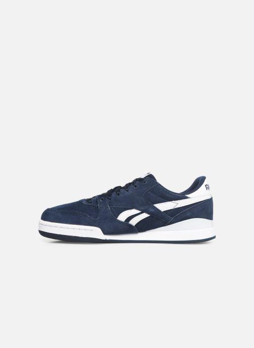 Sneaker Reebok PHASE 1 PRO MU blau ansicht von vorne