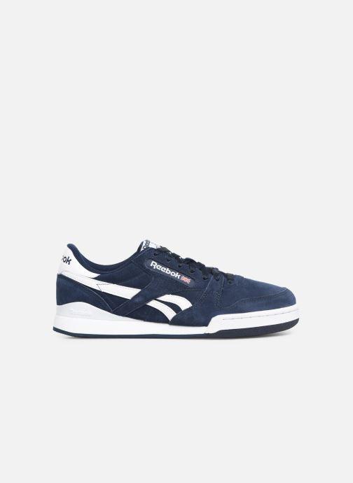 Sneaker Reebok PHASE 1 PRO MU blau ansicht von hinten