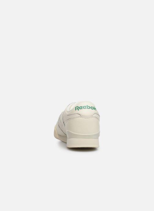 Baskets Reebok PHASE 1 PRO MU Blanc vue droite