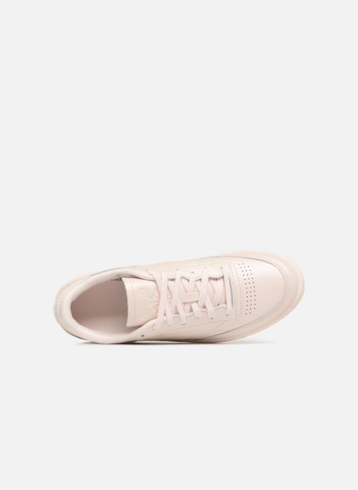 Sneakers Reebok Club C 85 1 Roze links