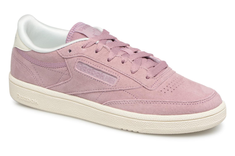 a1a6b1f545c54 Reebok Club C 85 1 (Pink) - Trainers chez Sarenza (335009)