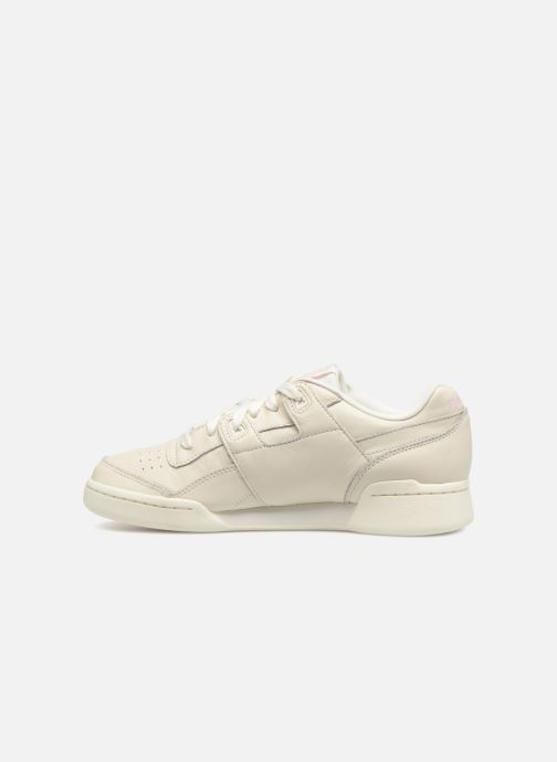Trainers Reebok WORKOUT LO PLUS White front view