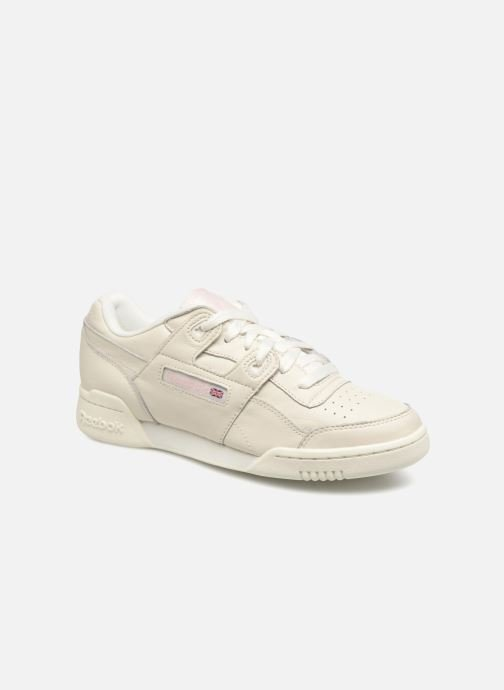 Trainers Reebok WORKOUT LO PLUS White detailed view/ Pair view