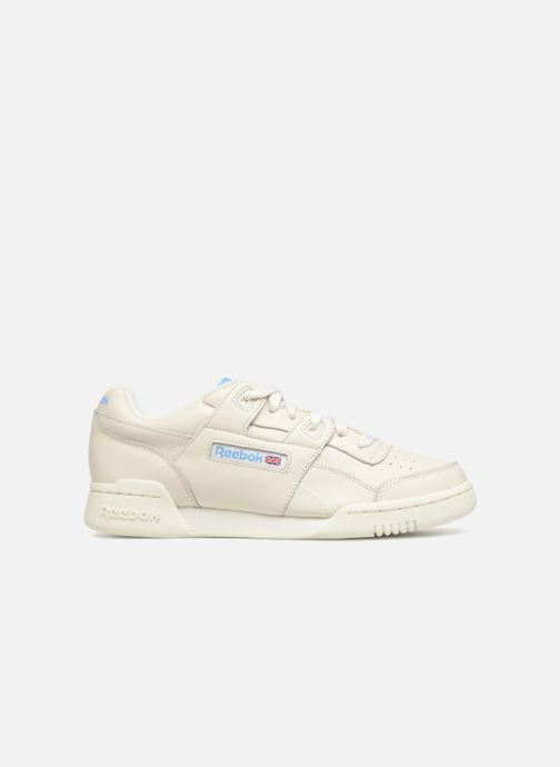 Sneakers Reebok WORKOUT LO PLUS Bianco immagine posteriore