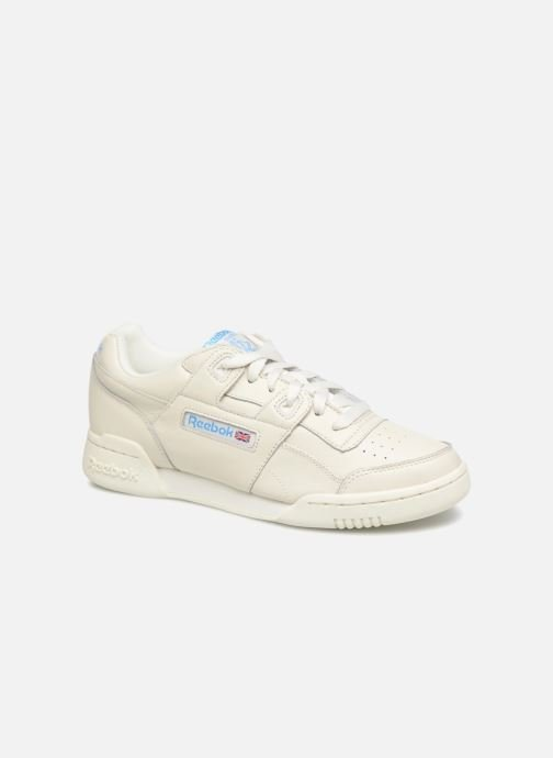 Reebok WORKOUT LO PLUS (White) - Trainers chez Sarenza (343528) bca6749f1