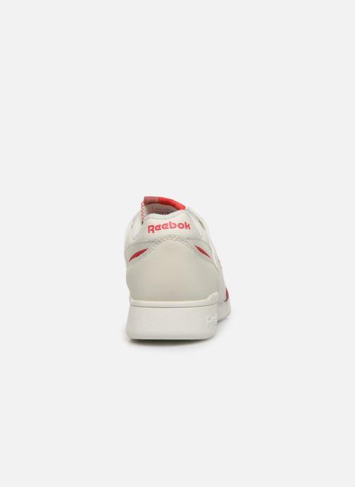 Sneakers Reebok WORKOUT LO PLUS Wit rechts