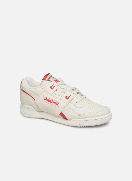 Sneaker Reebok WORKOUT LO PLUS weiß detaillierte ansicht/modell