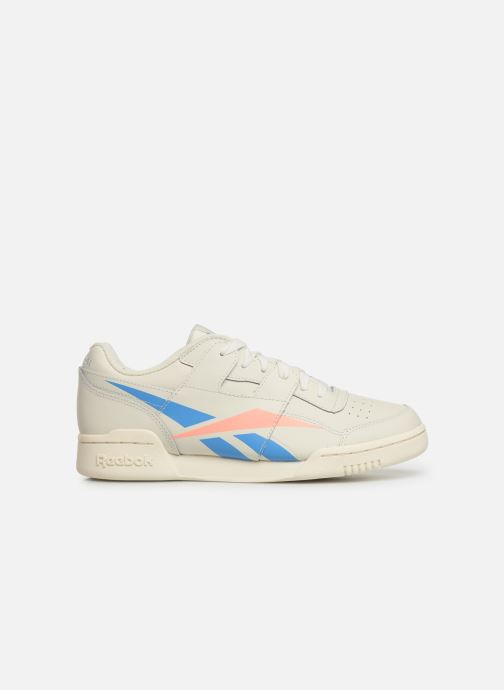 Sneakers Reebok WORKOUT LO PLUS Beige immagine posteriore