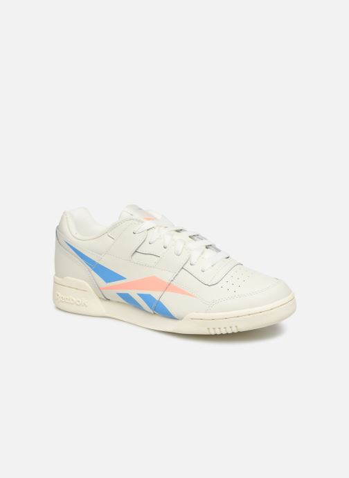 Baskets Reebok WORKOUT LO PLUS Beige vue détail/paire
