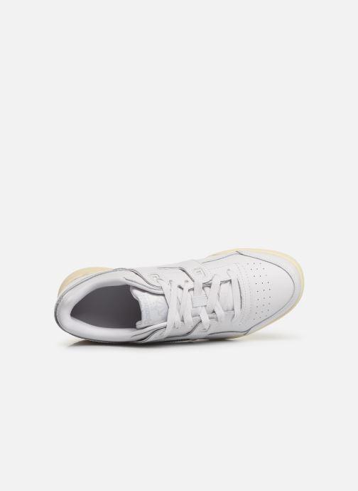 Sneakers Reebok WORKOUT LO PLUS Bianco immagine sinistra