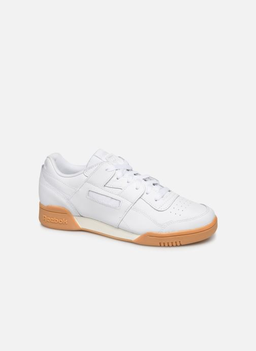 Sneakers Reebok WORKOUT LO PLUS Wit detail