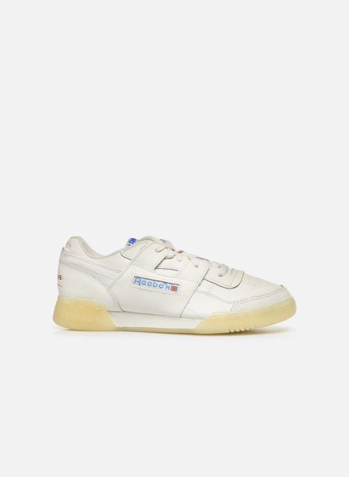 Sneakers Reebok WORKOUT LO PLUS Bianco immagine posteriore
