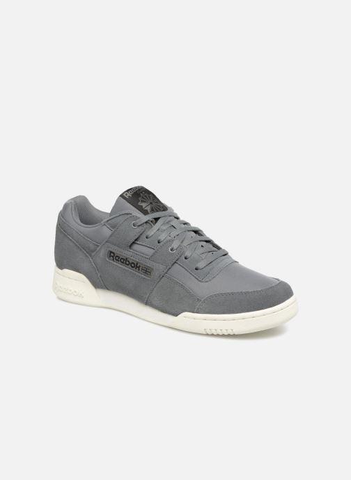 Reebok Workout Plus Mu (Bianco) - scarpe da ginnastica chez | Qualità E Quantità Assicurata  | Uomini/Donne Scarpa
