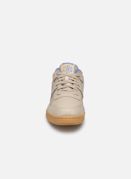 Sneakers Reebok Workout Plus Mu Beige model