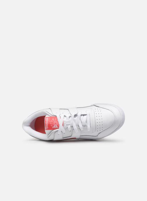 Sneakers Reebok Workout Plus Mu Wit links