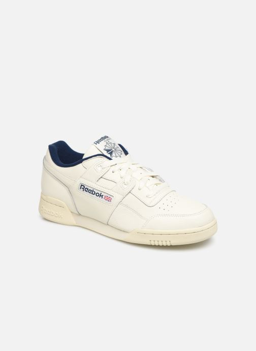 Sneaker Reebok Workout Plus Mu weiß detaillierte ansicht/modell