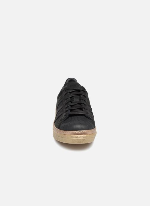 Sneakers adidas originals Superstar 80s New Bold W Zwart model