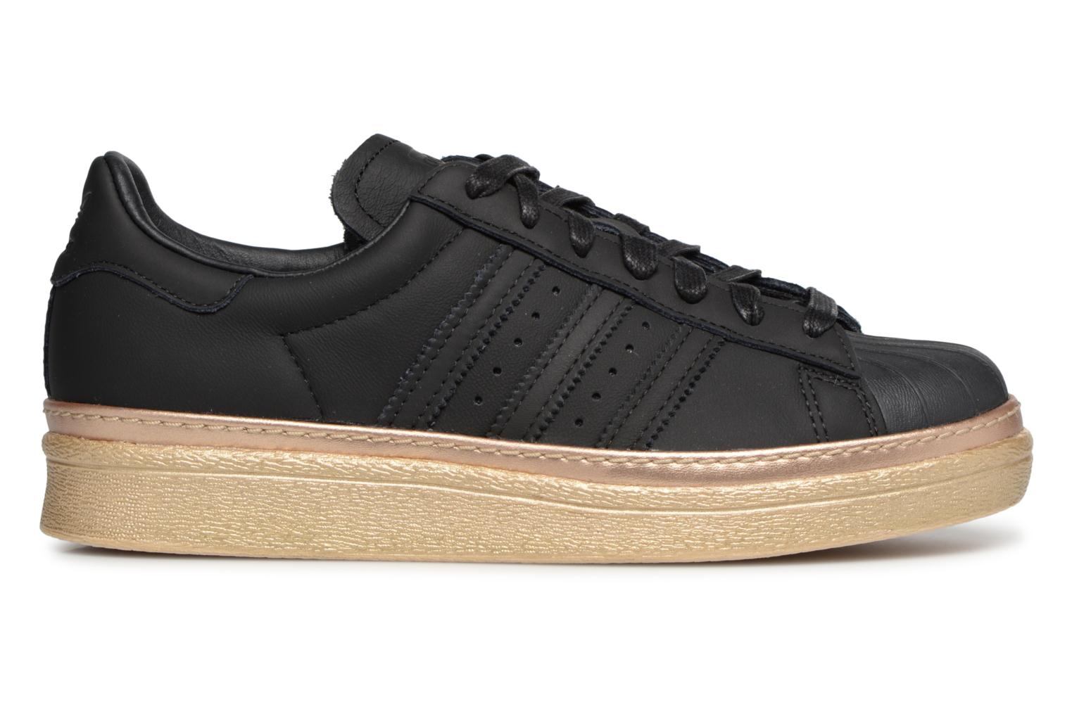 Sneakers Adidas Originals Superstar 80s New Bold W Nero immagine posteriore