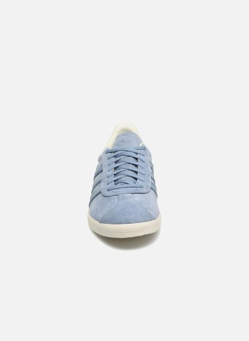 Trainers adidas originals Gazelle S&T Grey model view