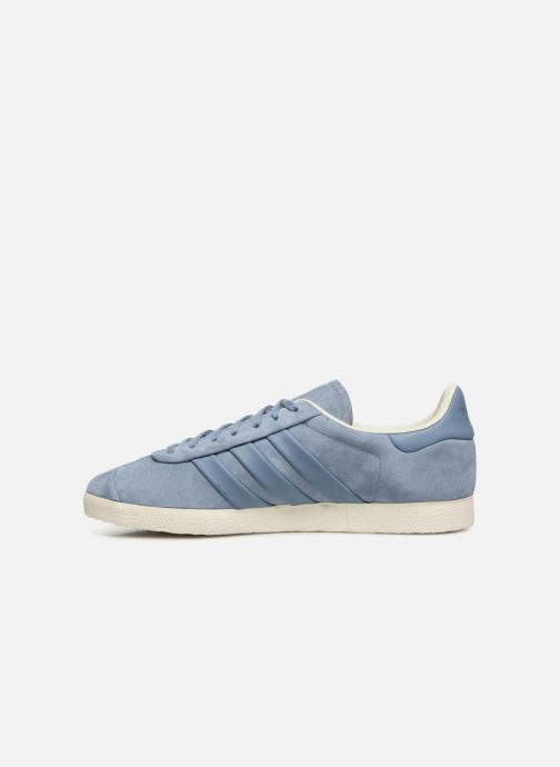 Trainers adidas originals Gazelle S&T Grey front view