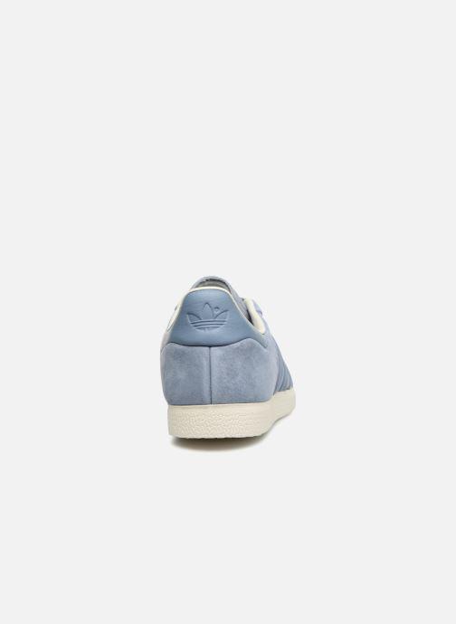 Sneakers adidas originals Gazelle S&T Grå Bild från höger sidan