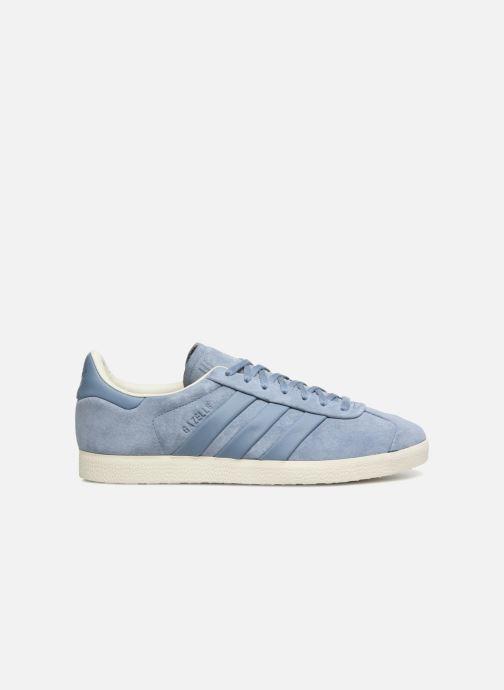 Sneakers adidas originals Gazelle S&T Grå bild från baksidan