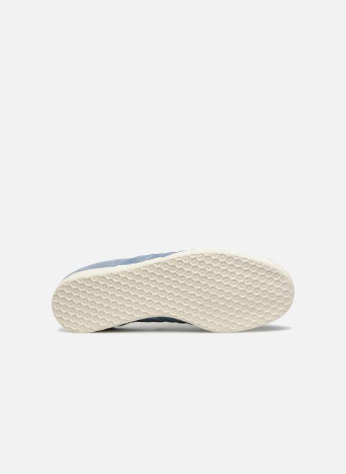 Sneakers adidas originals Gazelle S&T Grijs boven