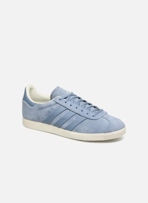 Trainers adidas originals Gazelle S&T Grey detailed view/ Pair view