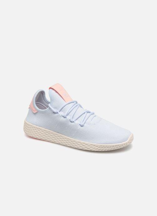 5a16682a846efe adidas originals Pharrell Williams Tennis HU Wmns (Blauw) - Sneakers ...