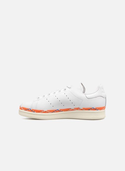 Baskets adidas originals Stan Smith New Bold W Blanc vue face