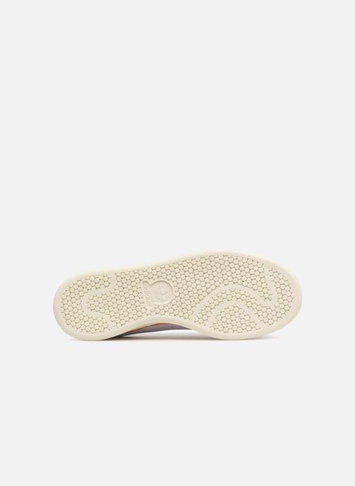 Baskets adidas originals Stan Smith New Bold W Blanc vue haut